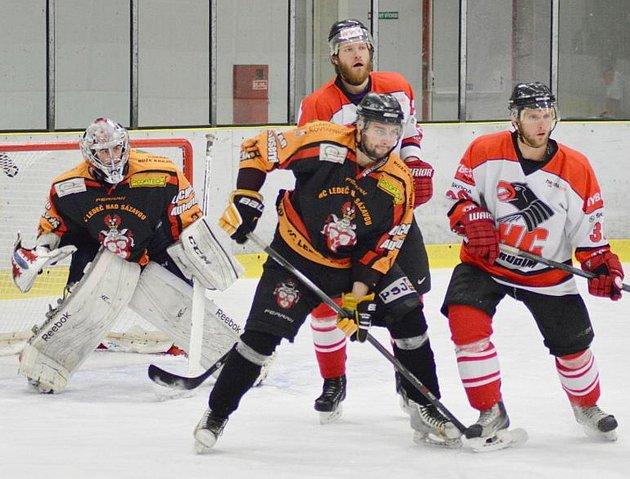 Chrudimští hokejisté získali třetí výhru v řadě