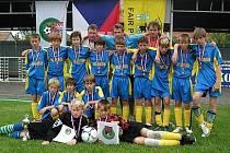 Mladí fotbalisté prokázali svoje kvality.
