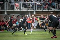 MFK Chrudim - SK Slavia Praha 1:3
