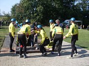 Hasičská liga okresu Chrudim zakončila ročník 2013 v Morašicích
