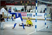 Z utkání ERA-PACK Chrudim - Mapid Minsk 6:2.