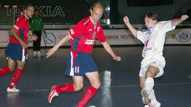Petr Vladyka se po skončení angažmá v druholigové fotbalové Jihlavě hodlá naplno věnovat futsalu v Era–Packu Chrudim.