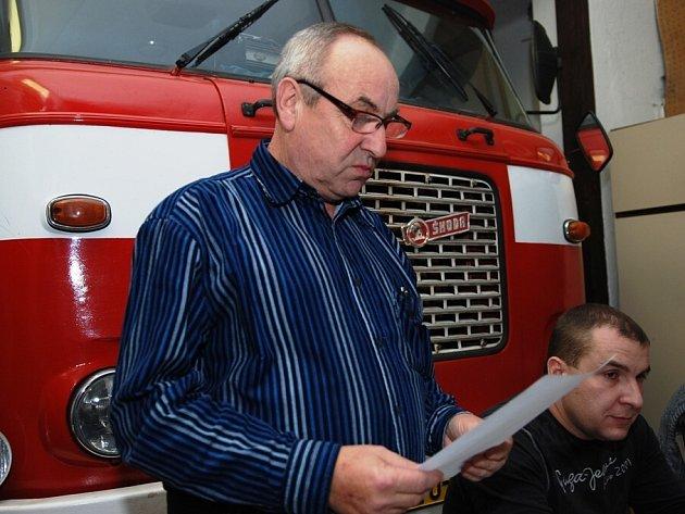 Ronovští hasiči bilancovali.