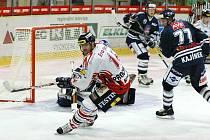 V úvodním utkání nové sezony I. hokejové ligy prohrála Chrudim s Benátkami 2:6.