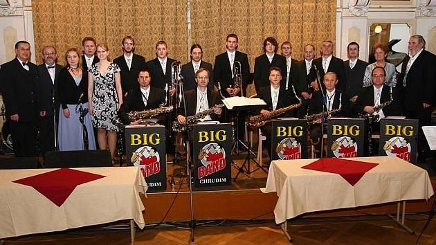 Big Band F.A. Macha - naposledy v tomto složení...