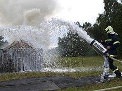 Sbor dobrovolných hasičů v Dědové slavil sto let své existence.