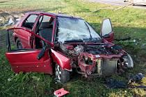 Nehoda u Čankovic.