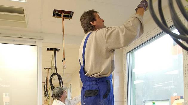 Chrudimská nemocnice otevře nové oddělení pro chronicky nemocné.