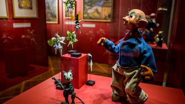 Muzeum loutkářských kultur - stálá expozice
