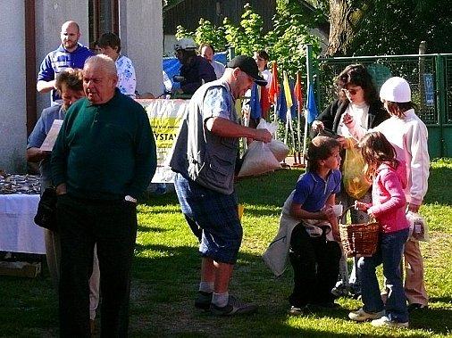 Výstava přilákala velké množství návštěvníků.
