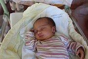 ADRIANKA ŽIGOVÁ. Z prvorozené dcery se radují Nikola a David z Chrasti – na svět přišla 23.3. v 9:30.