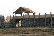 Keltský skanzen v Nasavrkách