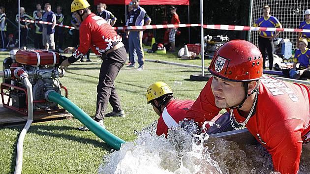 Memoriálu Michala Denka se zúčastnilo 37 hasičských družstev