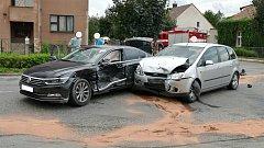 Nehoda ve Slatiňanech