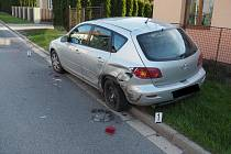 Nehoda v Proseči