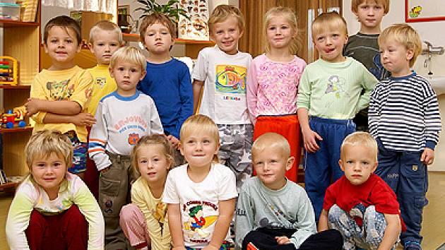 Mateřská školka v Rabštejnské Lhotě.