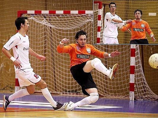 2. finále: Era-Pack doma porazil Balticlfloru 5:0.