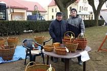 V Seči se konaly velikonoční trhy