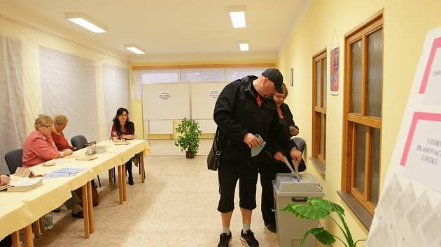Volby do Poslanecké sněmovny 2013 na Chrudimsku.