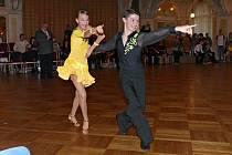 Taneční soutěž O Chrudimskou loutku
