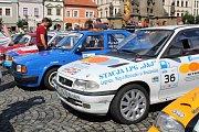 Rallye Železné hory