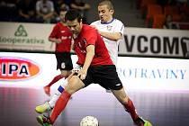 Druhé semifinále I. futsalové ligy nabídlo opět napínavé drama, které rozhodl až v prodloužení gól Cacau.Tango Brno – Era-Pack Chrudim 3:4 po prodloužení