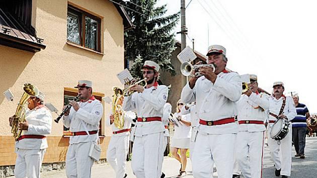 Hasiči v Rané slavili výročí.
