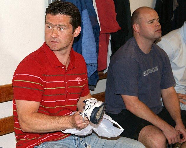 Prvoligovým hokejistům Chrudimi začala letní příprava pro sezonu 2009/2010.