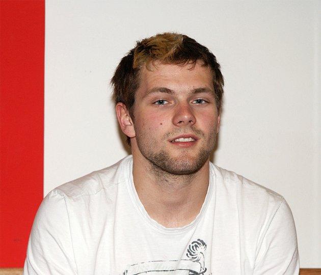 Hokejista Tomáš Kaut.
