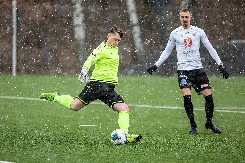 Fotbalová příprava: FC Hradec Králové - MFK Chrudim.
