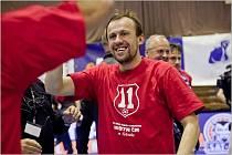 Era-Pack Chrudim porazil ve čtvrtém finálovém utkání Balticfloru Teplice 3:2 a slaví jedenáctý titul.