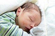 Jan Svoboda (3,42 kg a 50 cm) je prvním štěstím Denisy a Jana z Rosic. Narodil se 11.4. v 15:24.