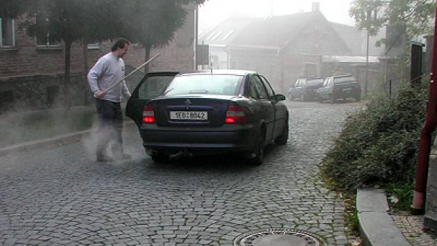 Převod se má týkat i kanalizační sítě v hlinecké ulici U Tvrze.