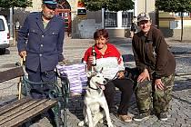 Reforma má postihnout hlavně ty chudší. Chrudimští bezdomovci to nesou statečně.