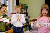 Děti jsou nadšené ze zápisu do školy. Všechny se těší zejména na tělocvik a nemohou se dočkat hodiny čtení.