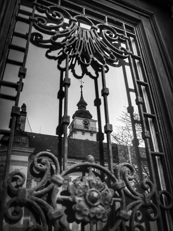 Černobílé fotografie jsou k vidění na výstavě v heřmanoměsteckém Dvojdomku do 4. července.