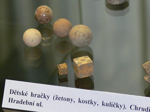 Kostěné hrací kostky