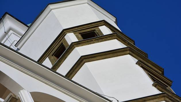 Mydlářovský dům, sídlo Muzea loutkářských kultur.
