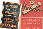 Továrna na papírové špičky k cigaretám a doutníkům založil v Chrasti Jindřich Heisler v roce 1892.