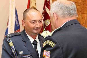 Martin Branda obdržel medaili za záchranu života