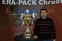 Prezident FK ERA-PACK Chrudim František Tichý.