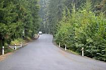 Nová silnice. Ilustrační foto