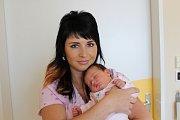 NELINKA JIRÁSKOVÁ. Zprvorozené dcery se radují Lucie a Vlastimil Jiráskovi z Chrudimi. Na svět přišla 12.6. v 11:53 s váhou 3,85 kg a mírou 50 cm.