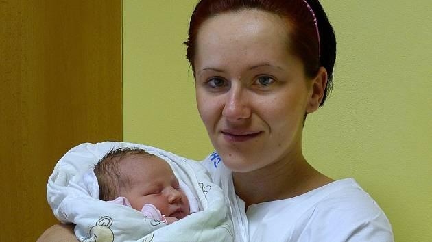 Beáta Rusnyáková s maminkou Kateřinou.