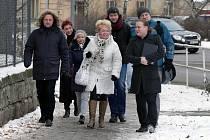 Chrudim navštívili představitelé polského partnerského města Oleśnica