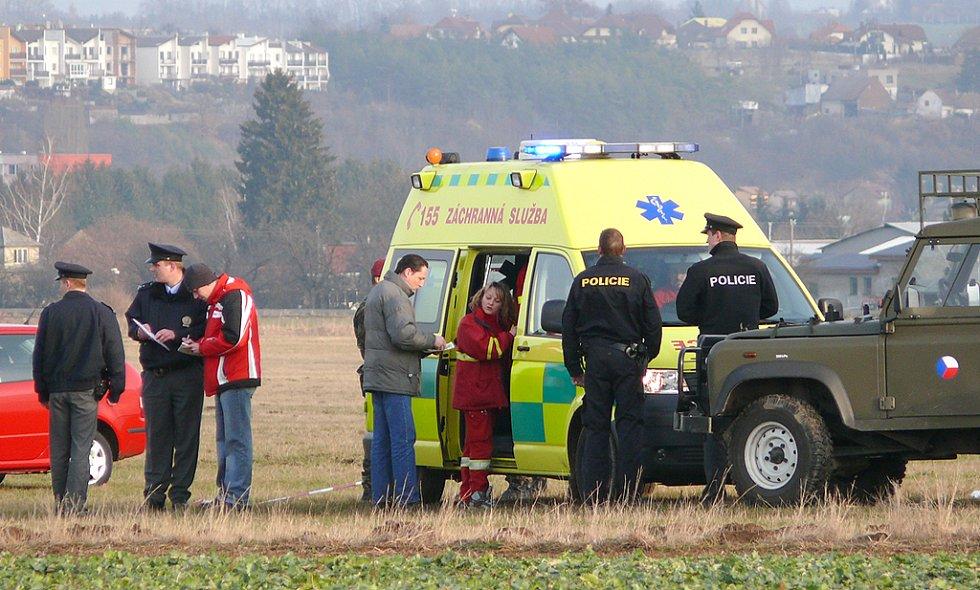 28. ledna 2009: Na chrudimském letišti zahynul při seskocích parašutista.