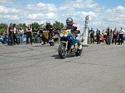 Třemošnické Kubíkovy Duby patřily o víkendu 18. a 19. dubna motorkrosu.
