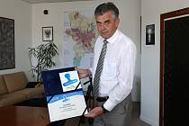 Chrudim získala ocenění Přívětivý úřad