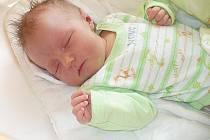 SÁRA NĚMCOVÁ. Z prvního miminka se od 19. září radují rodiče Patricie a Marek Němcovi. Dcera Sára se jim oběma na sále v 16:04 pochlubila mírami 3 126 kilogramů a 48 centimetrů. Rodina je doma v Pardubicích.