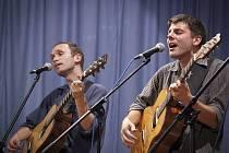 Z 6. ročníku folkového a country festivalu Slatiňanský vrabčák
